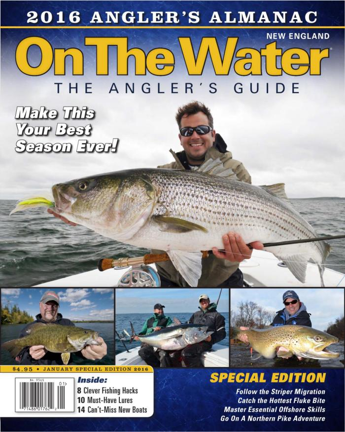 On The Water Magazine - The Anglers Guide